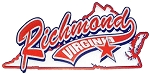 Richmond Virginia Script Fridge Magnet