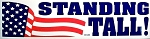 Standing Tall Bumper Sticker