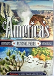 America's National Parks, Monuments, and Memorials Playing Card Deck