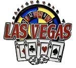 Las Vegas 4 Aces Fridge Magnet