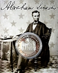 Abraham Lincoln 16th President of The United States Coin