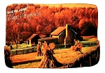 Take Me Home West Virginia Artwood Fridge Magnet