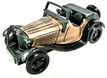 Classic Car Die Cast Metal Collectible Pencil Sharpener
