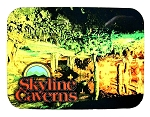 Skyline Caverns Virginia Photo Fridge Magnet