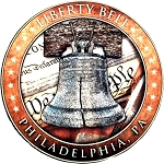 Liberty Bell Philadelphia Pennsylvania Fridge Magnet