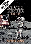 Space Center Houston Playing Card Deck Design 1