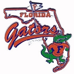 Florida Gators Mascot Magnet-NCAA