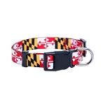 Maryland Flag Design Pet Collar's