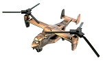V-22 Osprey Die Cast Metal Collectible Pencil Sharpener