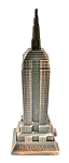 Empire State Building Die Cast Metal Collectible Pencil Sharpener