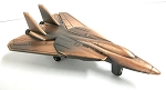F-14 Tomcat Die Cast Metal Collectible Pencil Sharpener Design 1