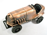 Old Time Race Car Die Cast Metal Collectible Pencil Sharpener Design 1