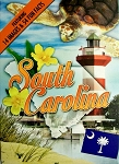 South Carolina Souvenir Playing Cards
