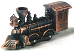 Old Time Locomotive Die Cast Metal Collectible Pencil Sharpener Design 1