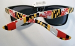 Maryland Flag Sunglasses Design 10