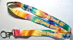Myrtle Beach South Carolina Tie Dye Lanyard Design 10