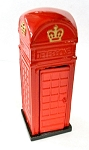 Telephone Booth Die Cast Metal Collectible Pencil Sharpener Design 1