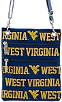 West Virginia Mountaineers Mini Purse-NCAA