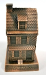 Betsy Ross House Die Cast Metal Collectible Pencil Sharpener Design 1