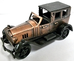 Old Time Hard Top Car Die Cast Metal Collectible Pencil Sharpener Design 1