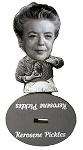 Aunt Bee Kerosene Pickles Bobble Head