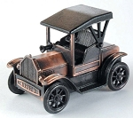 Model T Antique Car Die Cast Metal Collectible Pencil Sharpener Design 1