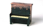 Piano Die Cast Metal Collectible Pencil Sharpener Design 1