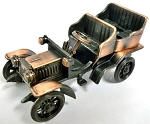 Old Time Open Top Car Die Cast Metal Collectible Pencil Sharpener Design 1