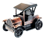 Model T Antique Car Die Cast Metal Collectible Pencil Sharpener