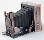 Box Camera with Billow Die Cast Metal Collectible Pencil Sharpener Design 1