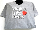 Virginia is for Lovers Tee Shirt