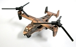 V-22 Osprey Die Cast Metal Collectible Pencil Sharpener Design 1