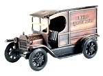 Old Time UPS Delivery Truck Die Cast Metal Collectible Pencil Sharpener