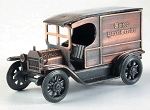 Old Time UPS Delivery Truck Die Cast Metal Collectible Pencil Sharpener Design 1