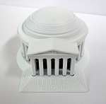 Jefferson Memorial Die Cast Metal Collectible Pencil Sharpener Design 1