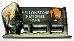 Yellowstone National Park Fridge Magnet Design 26