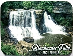 Blackwater Falls West Virginia Summer Photo Fridge Magnet Design 26
