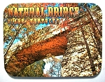 Natural Bridge Slade Kentucky Fridge Magnet Design 26
