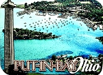 Put In Bay Ohio Photo Fridge Magnet