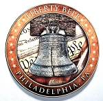 Liberty Bell Philadelphia Pennsylvania Fridge Magnet Design 26