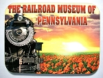 The Railroad Museum of Pennsylvania Fridge Magnet