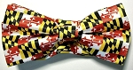 Maryland Flag Bow Tie Design 10