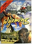 Wyoming Souvenir Playing Cards Design 1