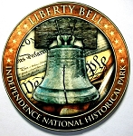 Liberty Bell Independence National Historical Park Fridge Magnet Design 26