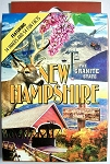New Hampshire Souvenir Playing Cards Design 1