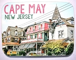 Cape May New Jersey Photo Fridge Magnet Design 26