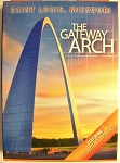Saint Louis Missouri The Gateway Arch Souvenir Playing Cards Design 1