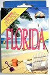 Florida Souvenir Playing Cards Design 1