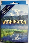 Washington Souvenir Playing Cards