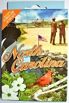 North Carolina Souvenir Playing Cards